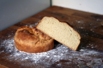 Baking Powder Bread