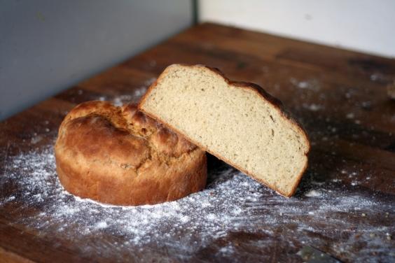Baking Powder Bread