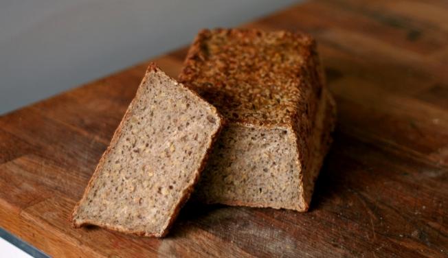 Cracked Wheat Bread, 1937