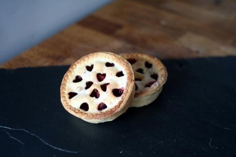 Spiced Strawberry Tart