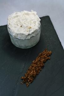 Brown Bread Ice Cream, 1807