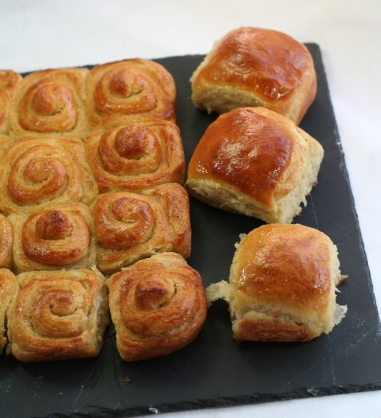 Royal Chelsea Buns, 17th Century