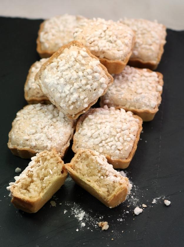 Coconut Almond Tarts