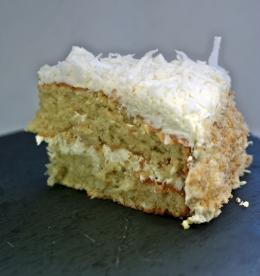 Coconut Cake, 1880