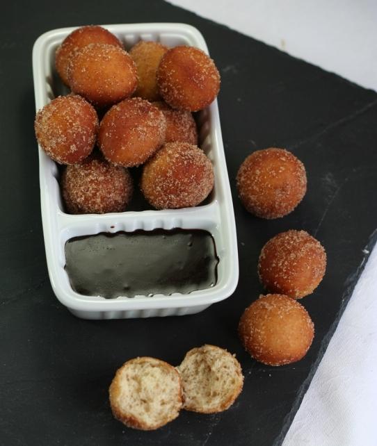 Doughnuts, 17th Century