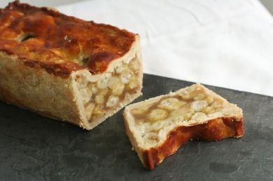 Gooseberry Raised Pie