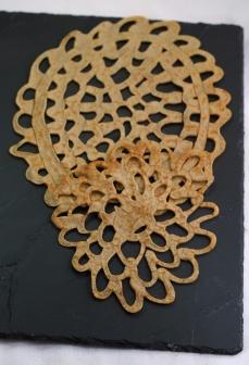 Lace Pancakes, 1625