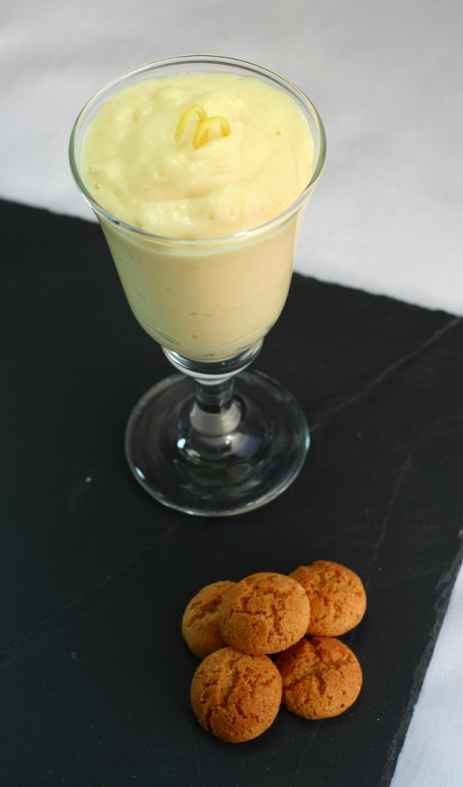 Lemon Cream Without Cream, 17th Century
