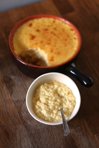 Nectar Rice Pudding