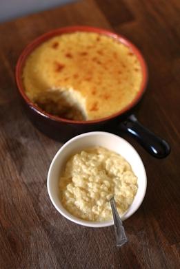 Nectar Rice Pudding
