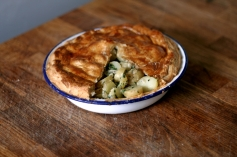 New Potato Pie
