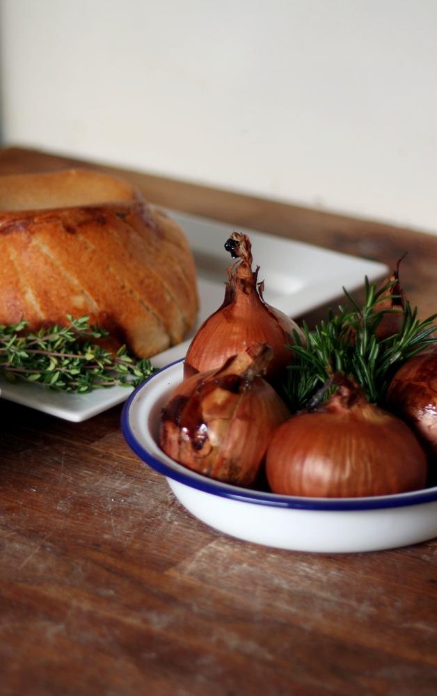 Onion Charlotte