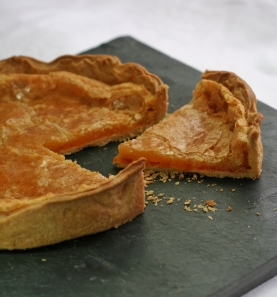 Rich Orange Tart, 1695