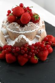 Savoy Cake, 1806