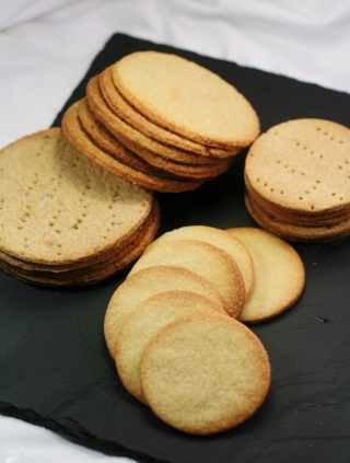 Shrewsbury Biscuits, 17th-19th Century