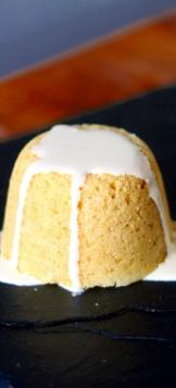 Vanilla Steamed Sponge