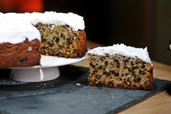 Wood Street Cake, 1675 (Great British Bakes)