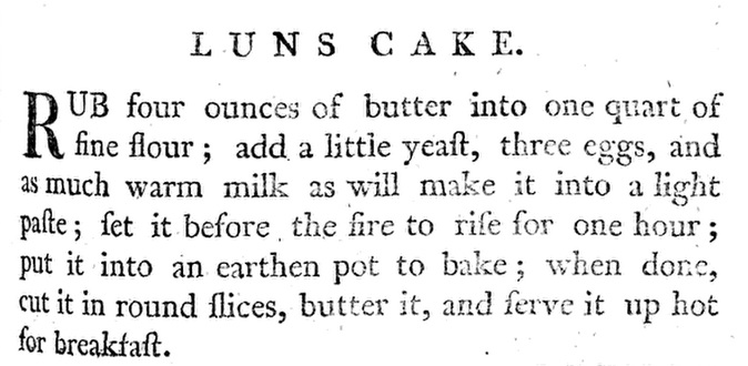 Luns Cake