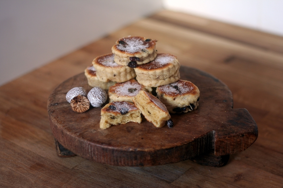 17th century Welsh Cakes