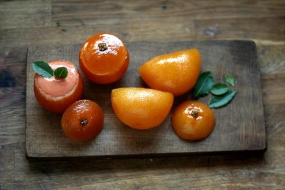 Buttered Oranges