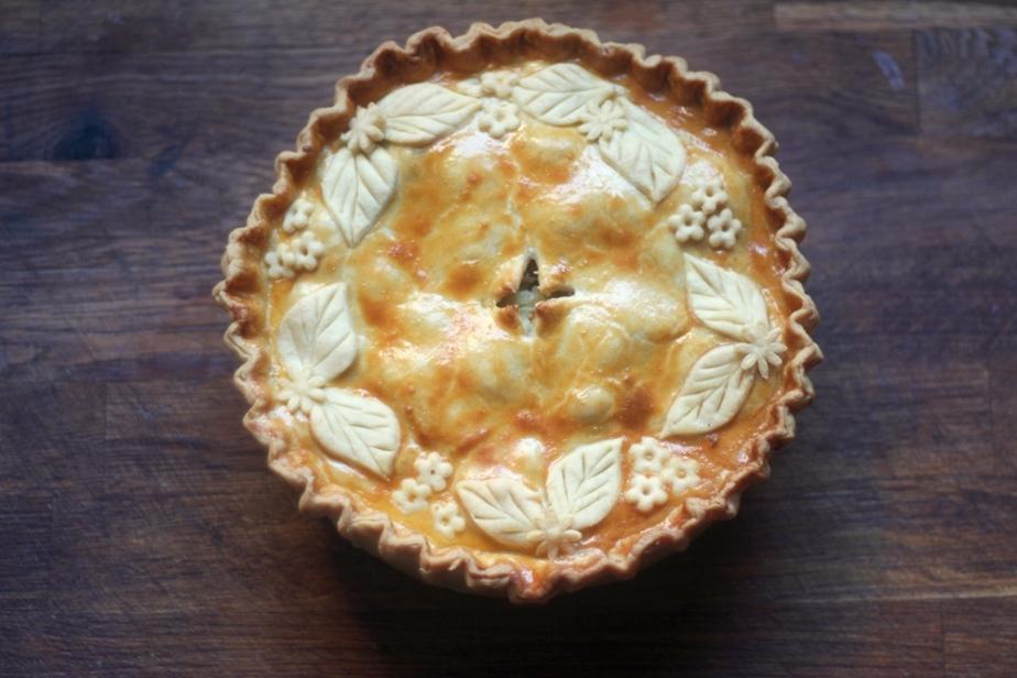 Lancashire Butter Pie