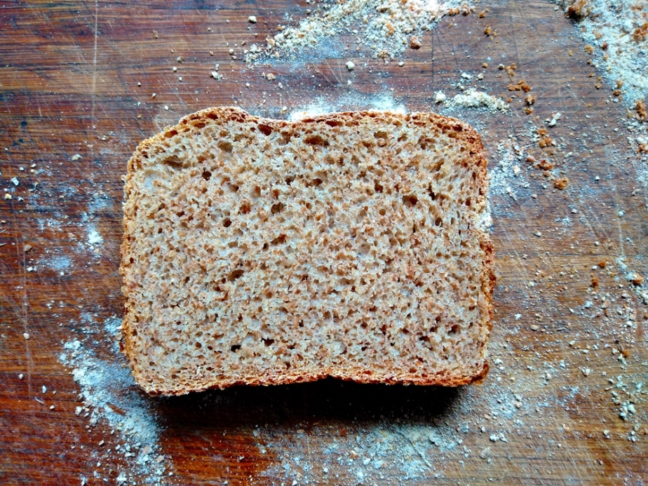 Wholemeal Barm Bread