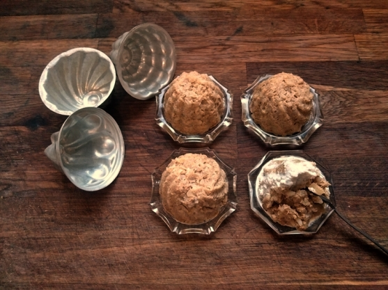 Spiced Apple Rice Pudding