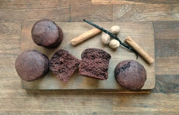 18thC Chocolate Cakes