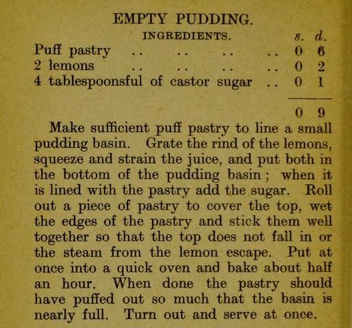 EmptyPuddingRecipe